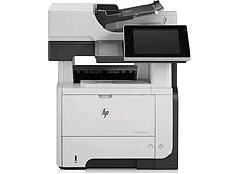 Hewlett Packard - HP M525Dn - Multifunction - Mono