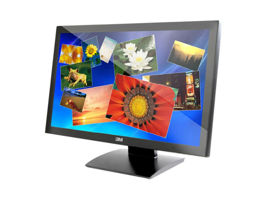 3M Lcd Monitor - Tft Active Matrix - 24 Inch - 192