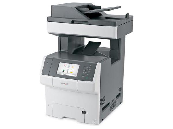 Lexmark X748De - Laser Printer - Color - Laser - P