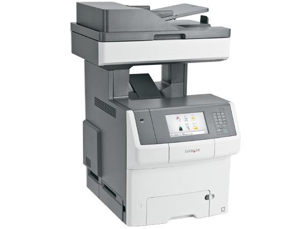 Lexmark X748Dte - Laser Printer - Color - Laser -