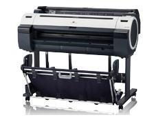 Canon Ipf760 - Large-Format - Color - Ink-Jet - 24