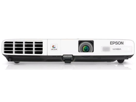 Epson Powerlite 1771W - Lcd Projector - Desktop -