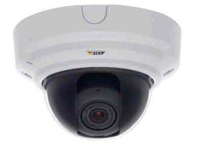 Axis P3363-Ve 12Mm Outdoor Day/Night Fixed Dome W