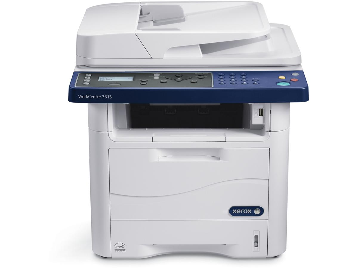 Xerox Workcentre 3315/Dn Black And White Mfp, Prin