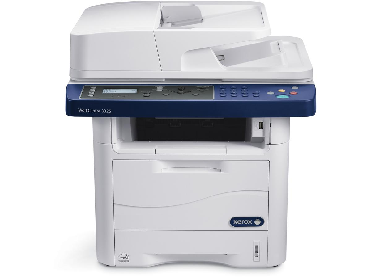 Xerox Workcentre 3325/Dni Black And White Mfp, Pri