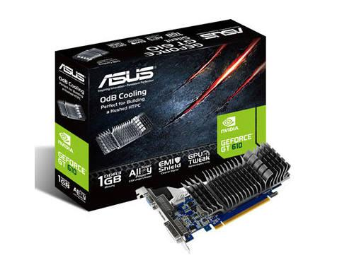 Asus Geforce Gt610 810Mhz 1G Dvi-I/Vga/Hdmi