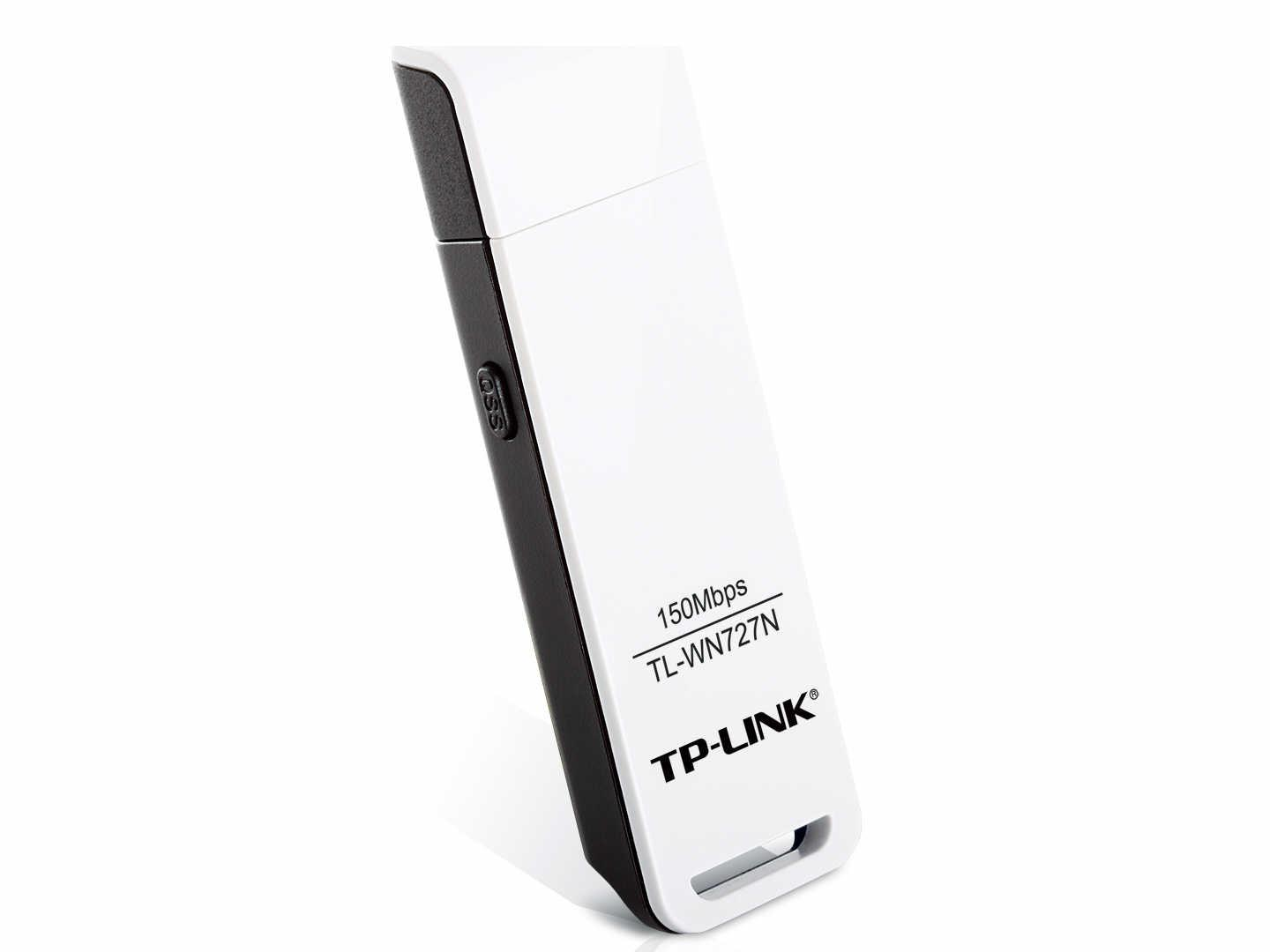 TP-Link 150Mbps Wireless Usb Adapter,  Supports
