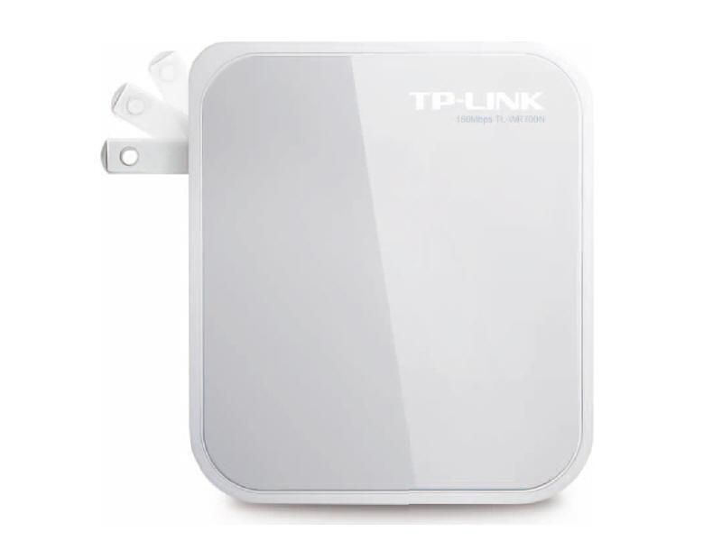 TP-Link 150Mbps Wireless N Mini Pocket Router, A