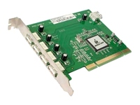 Iogear Iogear Usb 2.0 Pci Card Gic251U - Usb Adapt
