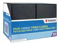 Verbatim Verbatim Dvd Video Trimcases Storage Dvd