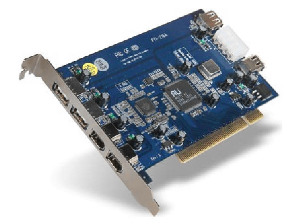 Belkin Hi-Speed Usb 2.0 And Firewire Pci Card Usb