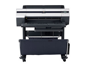 Canon Ipf610 - Large-Format - Color - Ink-Jet - 24