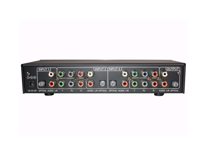 cables to go 3-Play Component  A/V Selector Switch  - 40324 at Sears.com