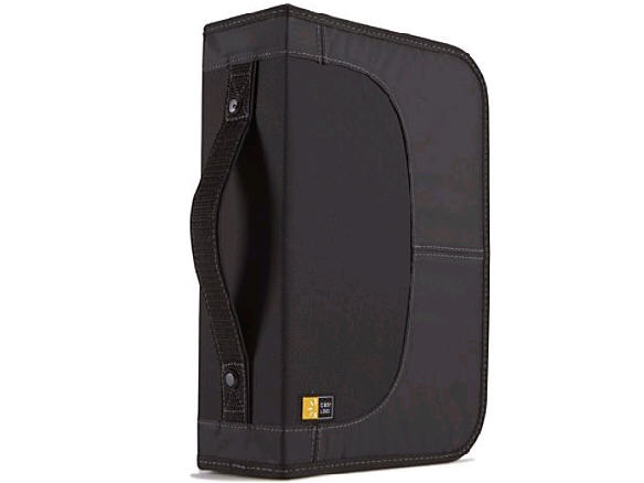 Case Logic Cdw 208 - Wallet For Cd/Dvd Discs - Nyl