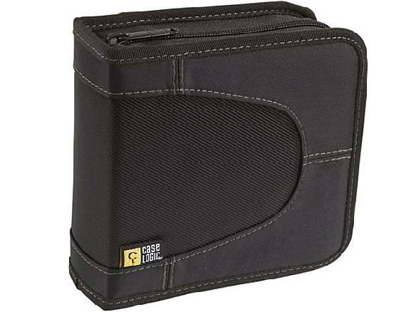 Case Logic Cdw 32 - Wallet For Cd/Dvd Discs - Nylo