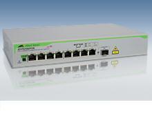 Allied Telesis Switch - Ports Qty: 8 - Ethernet; F