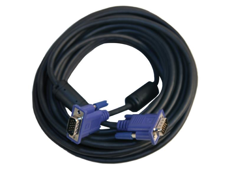 InFocus 36 Feet (11 M) 15-Pin Vga Cable With Male