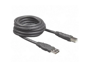 Belkin Hi-Speed Usb 2.0 Cable - 4 Pin Usb Type A -