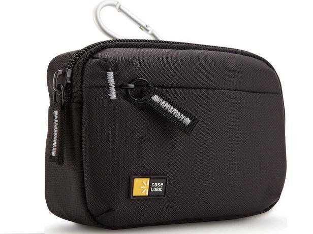Case Logic Medium Camera /Flash Camcorder Case -Bl
