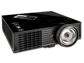 Viewsonic Xga Dlp Network Short Throw Projector, 3