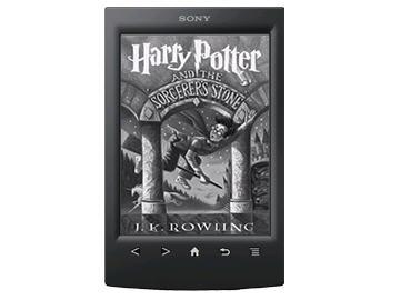 Sony 6Wifi Ereader With Pottermore Bundle-Blk