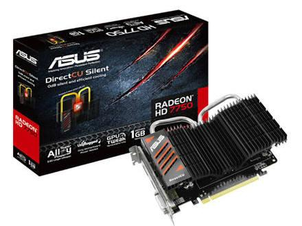 Asus Hd7750-Dcsl-1Gd5 128Bit 800Mhz Dp