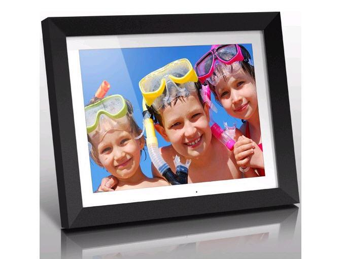 Aluratek 15Inch Hi Res Digital Photo Frame W/2Gb B