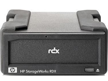 Hewlett Packard - HP Rdx500 - Disk Library - 500Gb