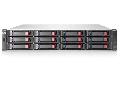Hewlett Packard - HP Hp P2000 G3 Iscsi Msa Dual Co