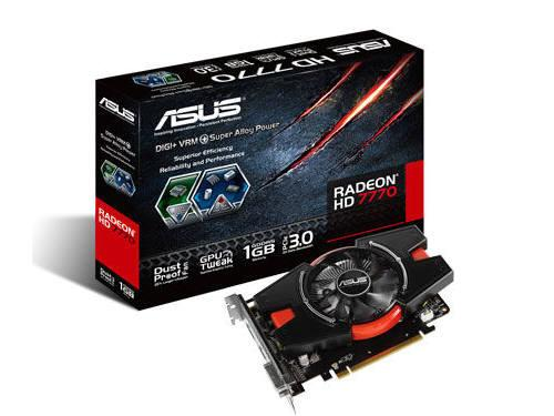 Asus Hd7770-1Gd5 128Bit 1000Mhz Dp Hdmi