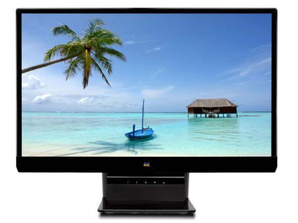 Viewsonic 27 Widescreen Led Monitor, 1920X1080 Ful