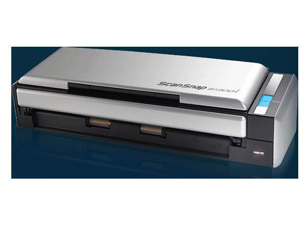 Fujitsu Refurb Scansnap S1300I - 1 Year Exch. Warr