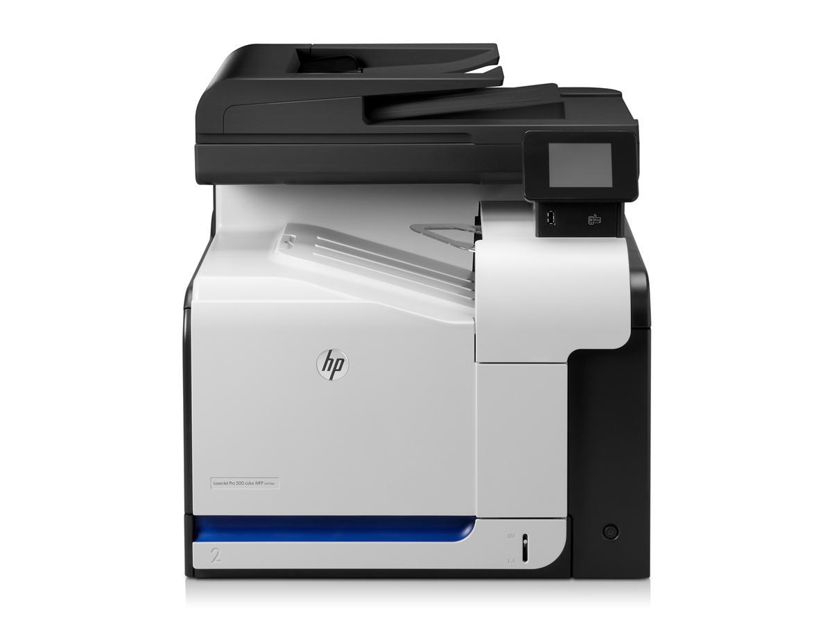 Hewlett Packard - HP Hp Laserjet Pro 500 Color Mfp