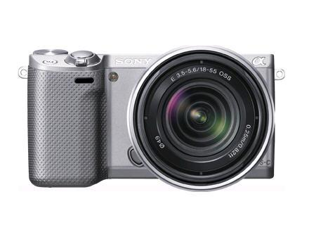 Sony 16.1Mp Exmor Aps Hd Cmos Sensor Silver