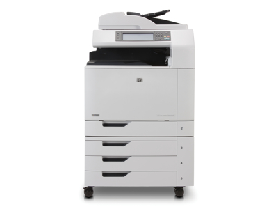 Hewlett Packard - HP Laserjet Cm6040F - Multifunct