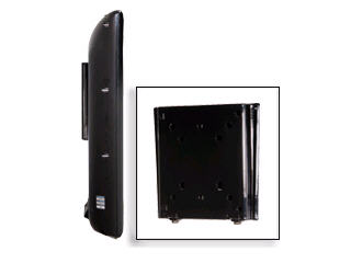 Peerless Flat Wall Mount For 10-24 Lcd Screens