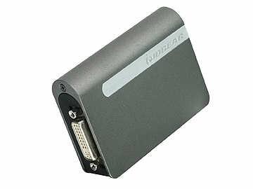 Iogear Usb 2.0 External Dvi Video Card  (Packaged