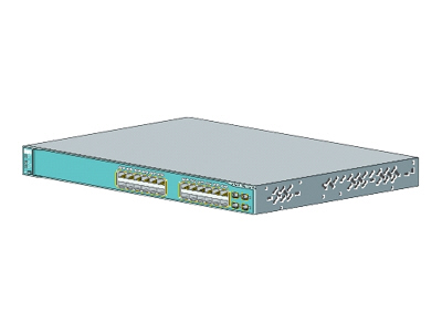 GCE Cisco 3560 Gigabit Ethernet Switch