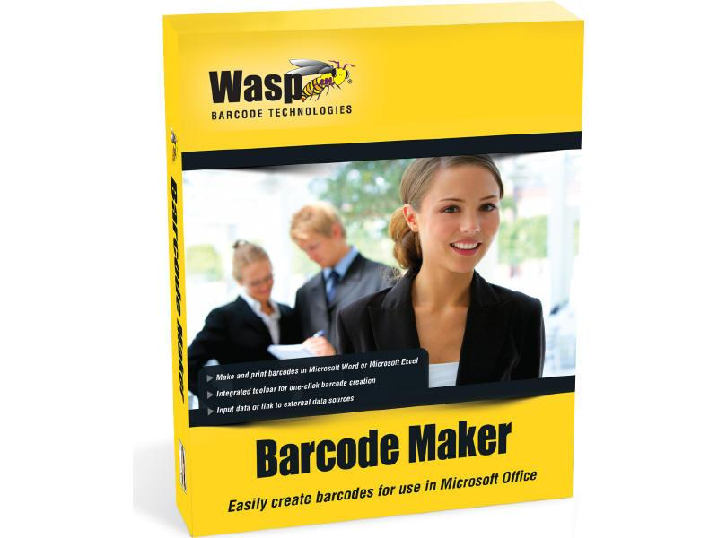 Wasp Barcode Maker Std - Single Pc License