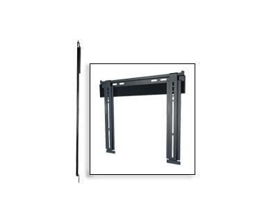 Peerless Slimline Ultra-Thin Universal Flat Wall T