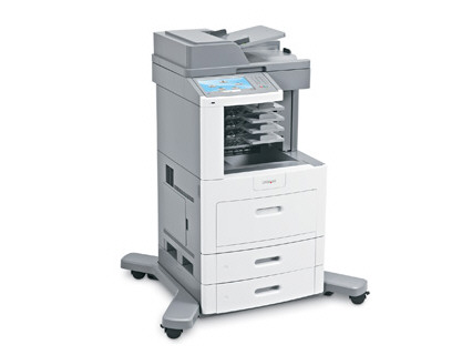 Lexmark X658Dme - Multifunction Printer - Monochro