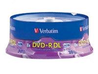 Verbatim Verbatim Dvd+R Dl X 30 - 30 X Dvd+R Dl -