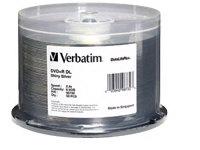 Verbatim Dvd+R Dl 8.5Gb 2.4X Datalifeplus Shiny Si