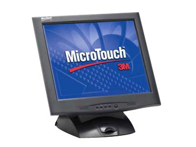 3M  3M Microtouch Display M1700Ss, Black, Serial 9