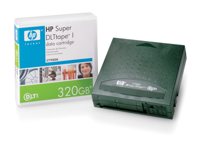 Hewlett Packard - HP Hp 1 X Super Dlt 160 Gb / 320