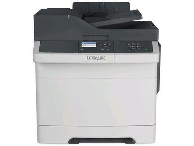Lexmark Cx410E - Multifunction - Color - Laser - 3