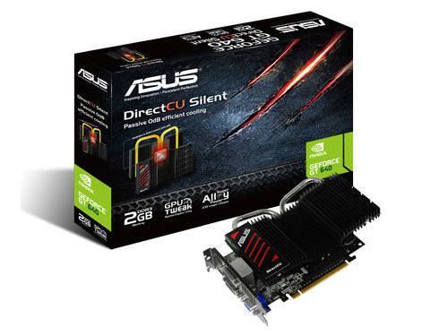 Asus Geforce Gt 640 901Mhz 2G 2Dvi/Hdmi/Vga