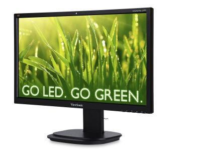 Viewsonic 24 F Hd Webcam Display With Displayport