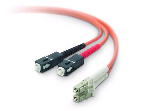 Belkin Belkin Fiber Optic Cable; Multimode Sc/Lc D