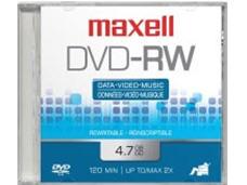 Maxell Maxell - Dvd-Rw 4.7 Gb 2X - Storage Media